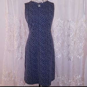 Chico's print dress